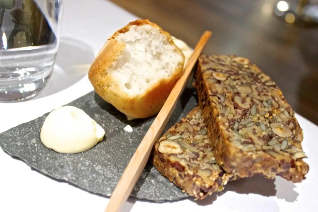 bare restaurant Bergen lavFODMAP