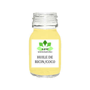 HUILE DE RICIN/COCO 30ML