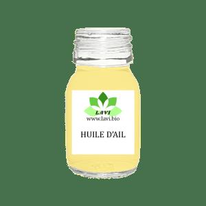 huile d'ail LAVI