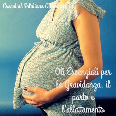 oli per gravidanza