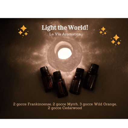 Light the world blend