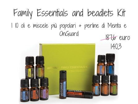 Family Essentials beadlets prezzo