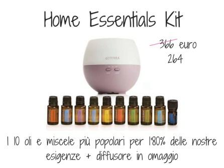 Home Essentials prezzo