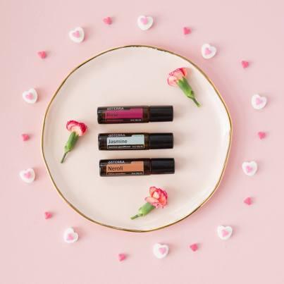 Rose, neroli e Jasmine