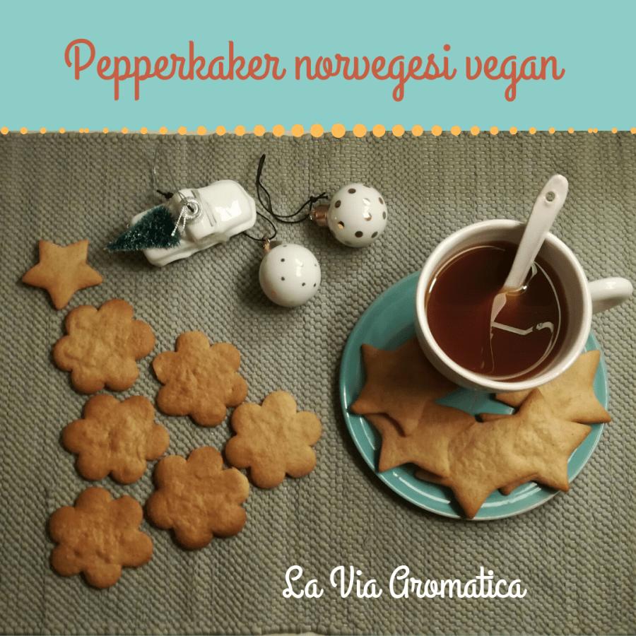 Pepperkaker norvegesi
