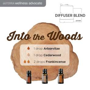 diffuser-blend-into-the-woods frankincense