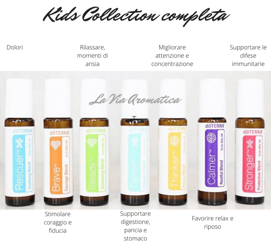 Kids collection completa ita