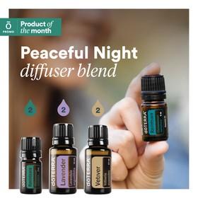 Ravintsara diffuser blend sleep