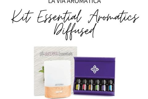 Promo mensili insta stories 9 Essential aromatics diffused