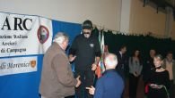 Complimenti per l'oro di Osvaldo Micheletti. Primo Senior Longbow per il Campionato italiano Indoor 3D 2011! Sale di un gradino rispetto al podio di quest'estate all'Outdoor…