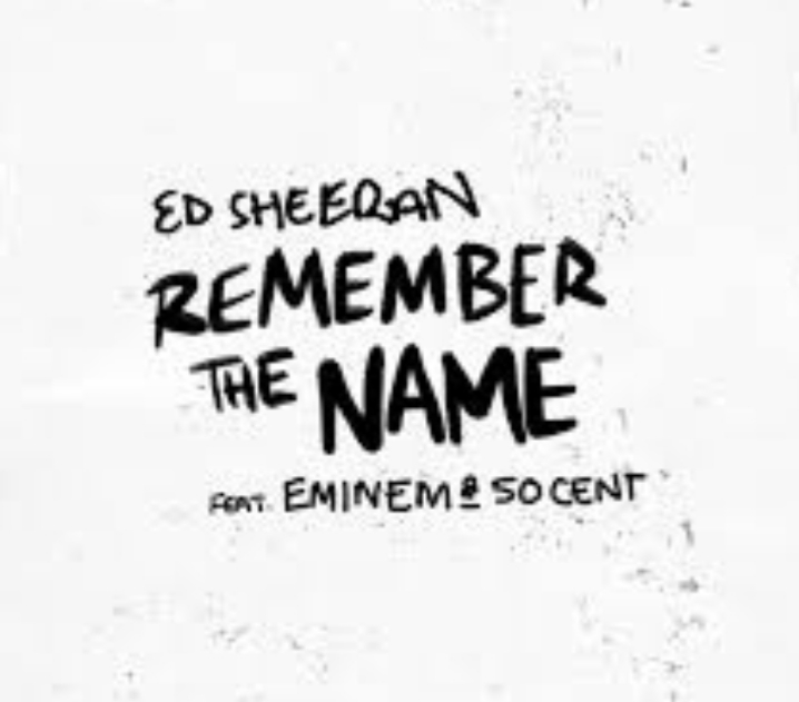 Ed Sheeran Wants Us To Remember The Name! Lyrics Meaning ft. Eminem & 50 Cent