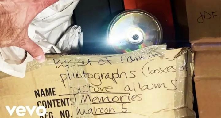 Expression of Nostalgia! Maroon 5 – Memories Lyrics Meaning