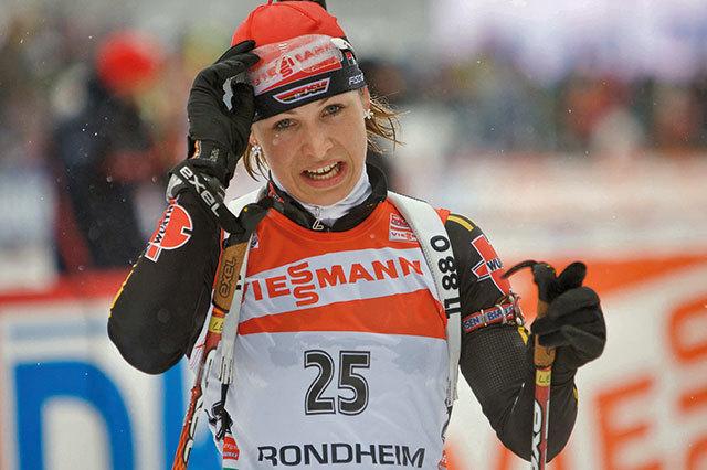 """Interview mit der Biathletin Magdalena Neuner: """"Mit Sonne im Herzen"""""""