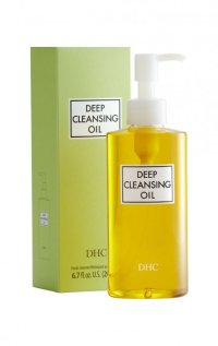 DHC Deep Facial Cleansing Oil