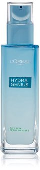L'Oreal Paris Hydra Genius Face Moisturizer - Best moisturizers for oily skin