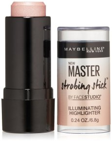 Maybelline New York Facestudio Master Strobing Stick Illuminating Highlighter Light Iridescent for summer glow skin
