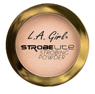 la girl strobe lite powder for summer glow skin