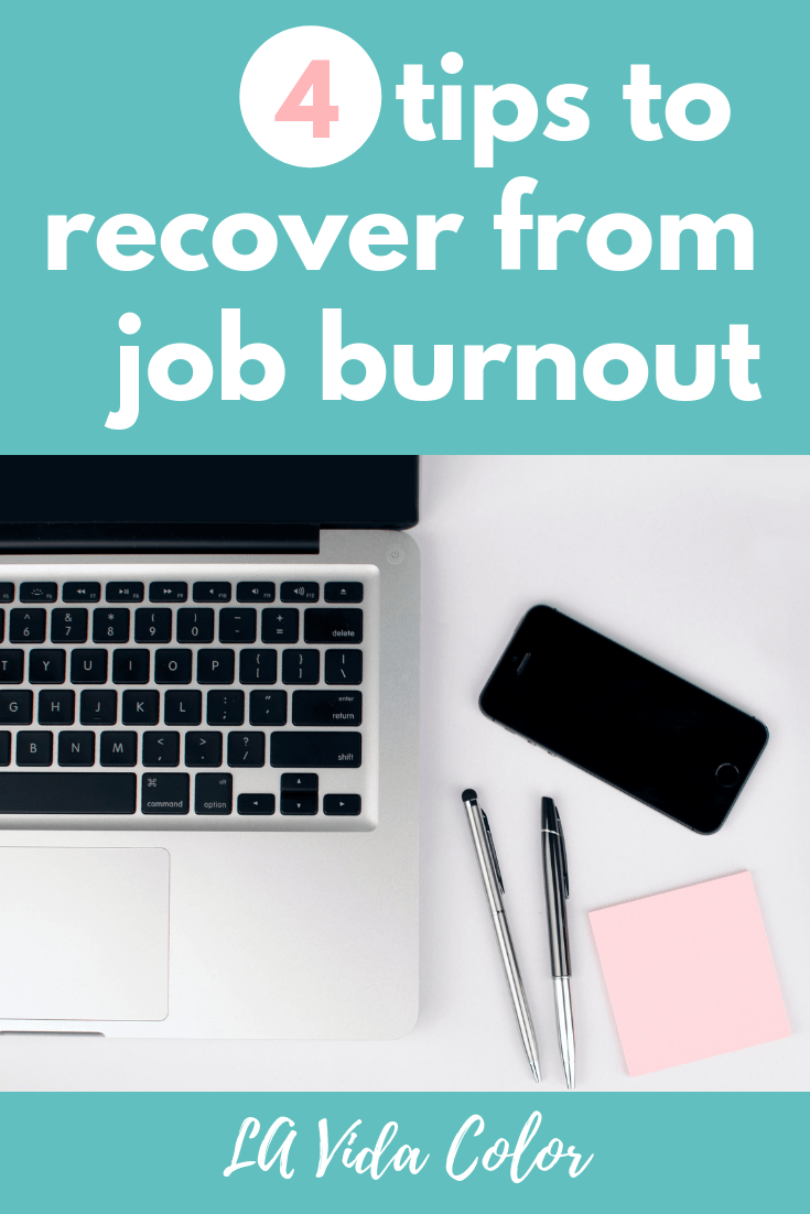 Job burnout is a real problem and takes a huge emotional and physical toll. Overcoming burnout isn\'t easy, but these tips will get you on the road to recovery. Get started on improving your life! #burnout #selfcare