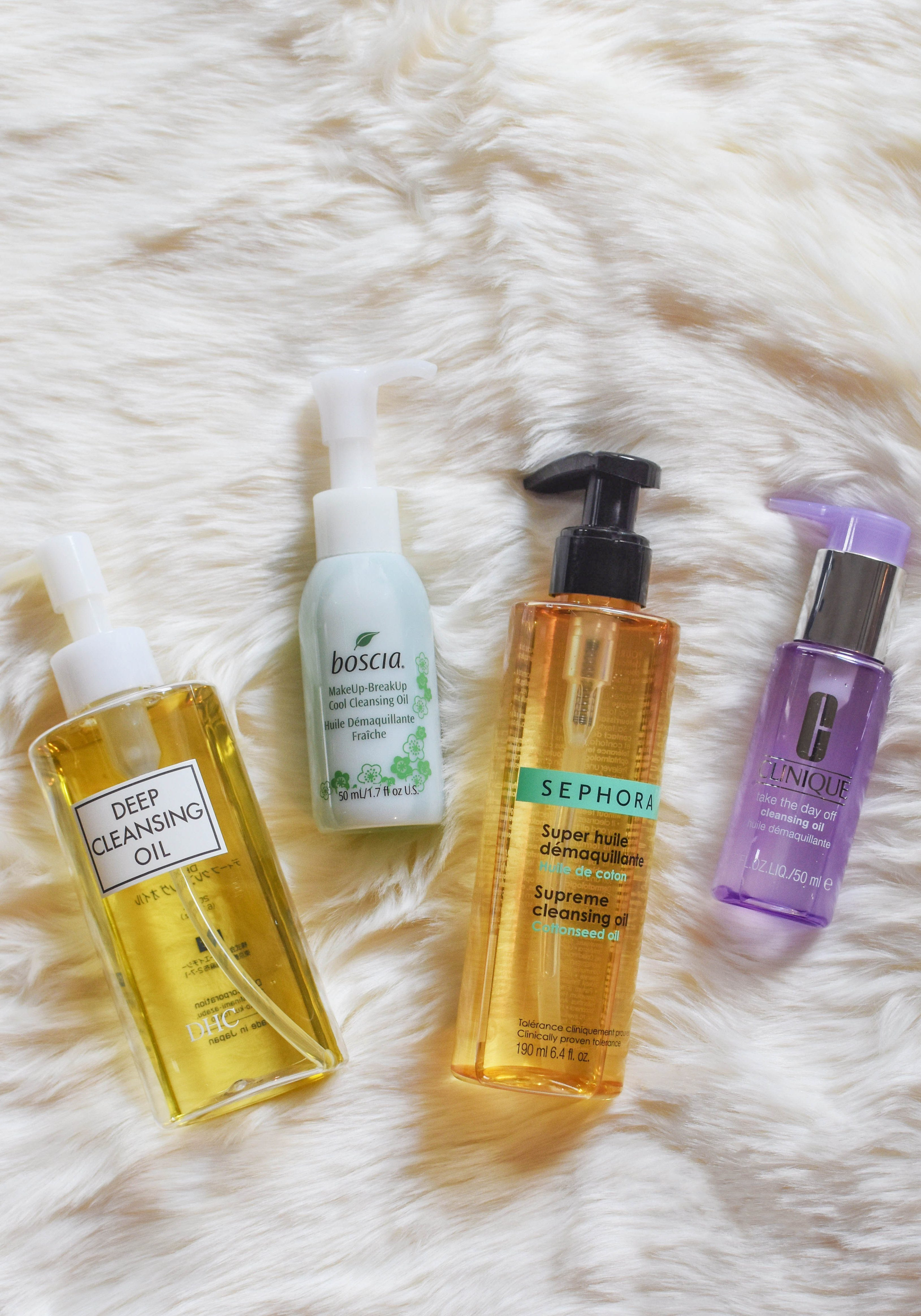 Best Facial Cleansing Oils for Oily and Acne Prone Skin