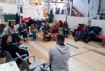 2ª sesión de trabajo con el grupo motor – Fase II