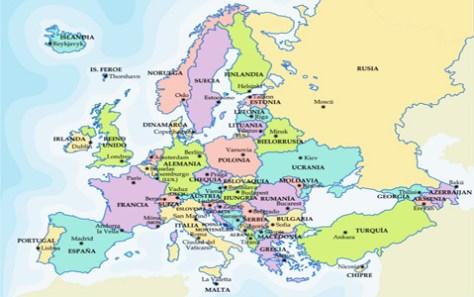 El Peru en Europa