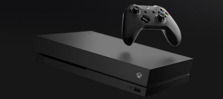 Xbox One X Photo la vida es un videojuego.png