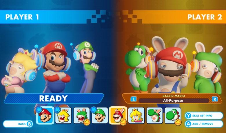 MarioRabbids_Versus_La_vida_es_un_videojuego_1