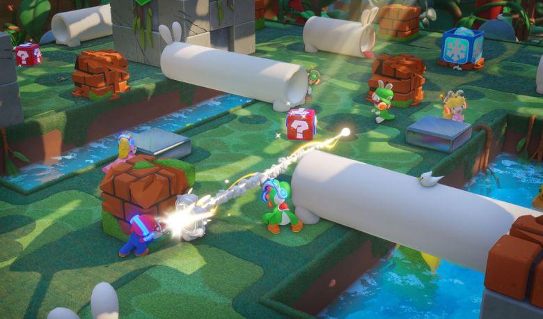 MarioRabbids_Versus_La_vida_es_un_videojuego_3
