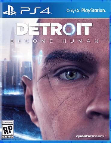 detroit_become_human_cover_PS4_la_vida_es_un_videojuego