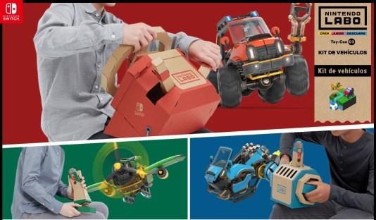 Nintendo-Labo-Vehicle-Kit-Lavidaesunvideojuego_2
