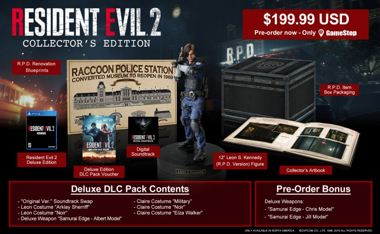 ResidentEvil2-edición de colección-lavidaesunvideojuego_2_CollectorsEdition