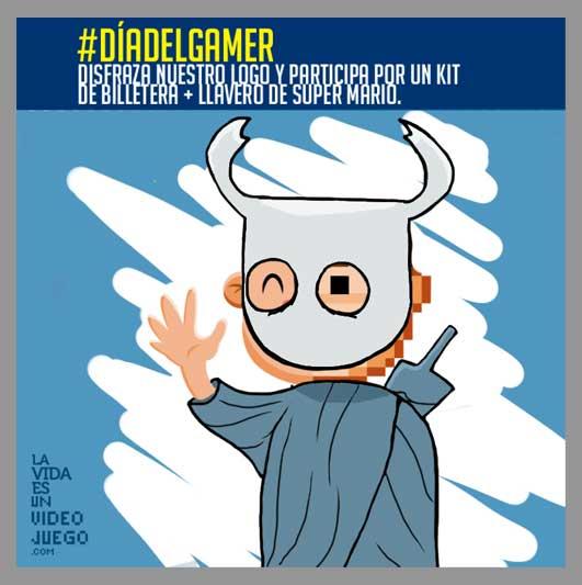 Concurso-Día-del-Gamer---Participantes---La-vida-es-un-videojuego---2