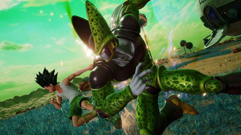 Picoro_Cell_DragonBall_JumpForce01