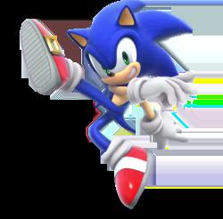 Super Smash Bros. Ultimate_personajes_sonic_lavidaesunvideojuego_1