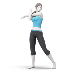 Super Smash Bros. Ultimate_personajes_wiifit_lavidaesunvideojuego_1