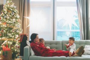 Familia Navidad