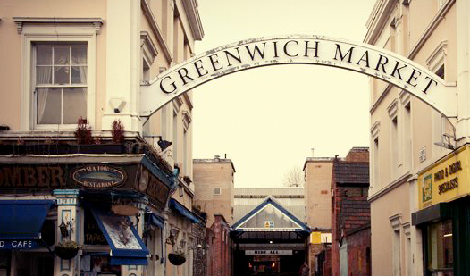 visiter greenwich