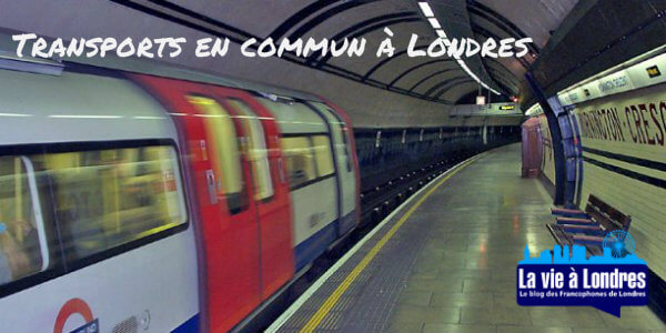 transport en commun londrès
