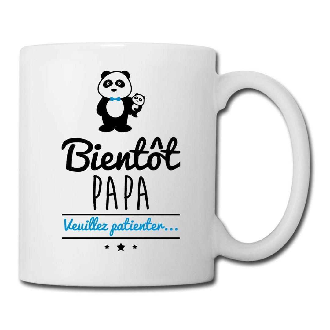 tasse annonce grossesse futur papa