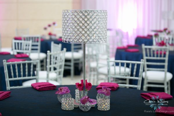 La Vie En Rose Floral Dcor Amp Event Design Heather And Craftons Wedding At The St Pete