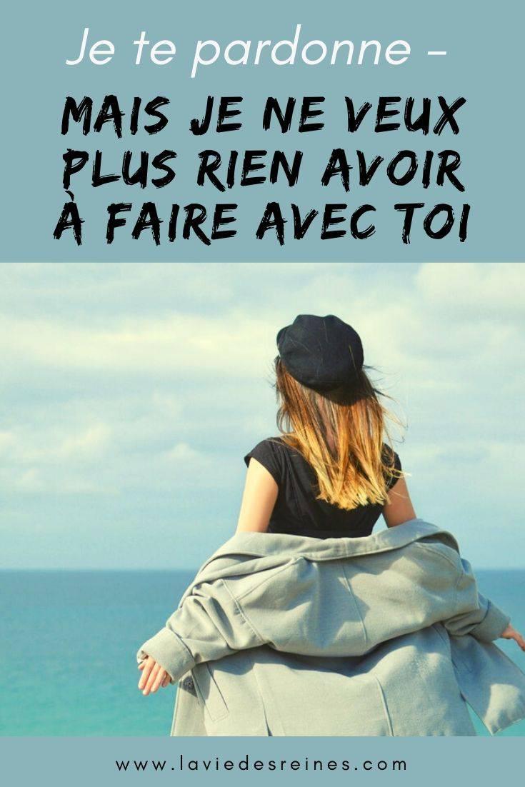 Je Ne Sais Plus Quoi Faire De Ma Vie : faire, Pardonne, Avoir, Faire