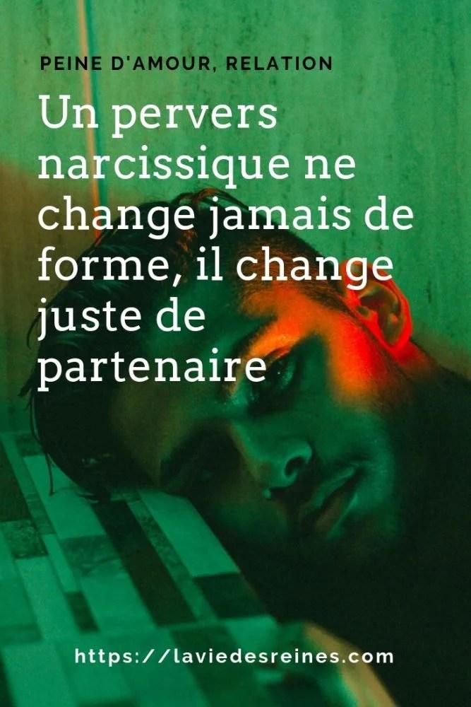 Comment Oublier Un Perver Narcissique : comment, oublier, perver, narcissique, Pervers, Narcissique, Change, Jamais, Forme,, Juste, Partenaire