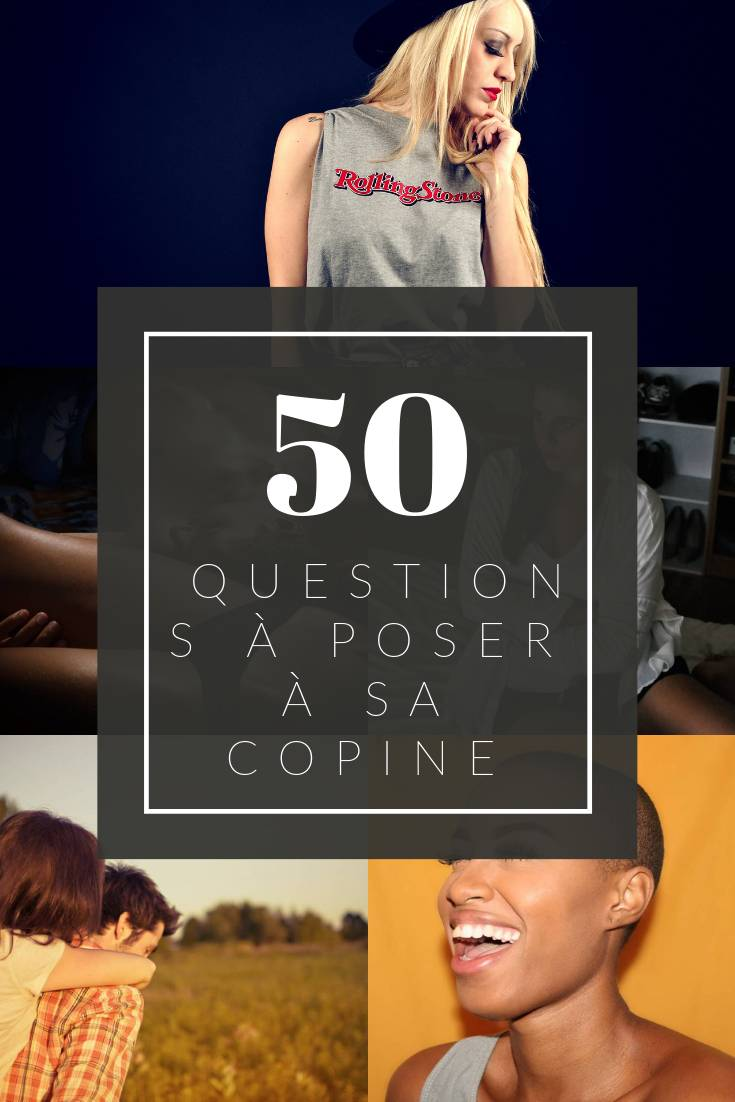 Question A Poser A Sa Copine : question, poser, copine, Questions, Poser, Copine, Reines
