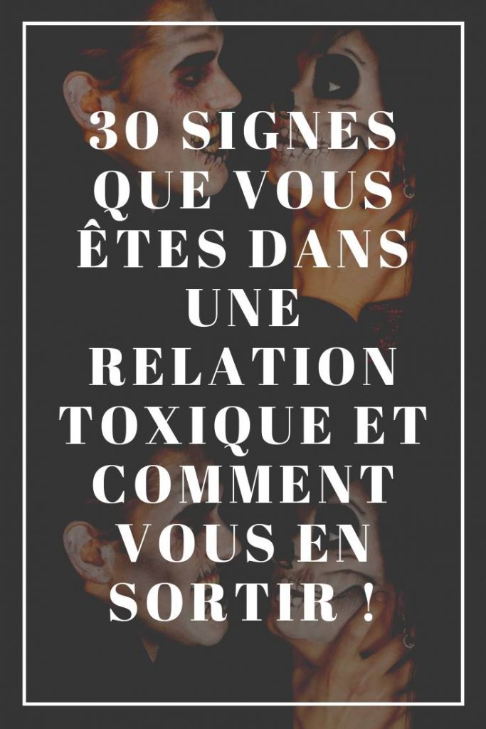 Comment Sortir D Une Relation Amoureuse Destructrice : comment, sortir, relation, amoureuse, destructrice, Signes, êtes, Relation, Toxique, Destructrice, Comment, Sortir