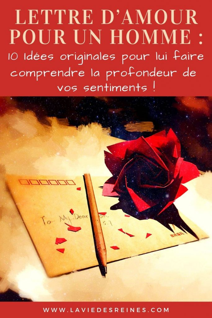 Est Ce L Homme De Ma Vie : homme, Lettre, D'amour, Touchante, Idées, Originales, Faire, Comprendre, Profondeur, Sentiments