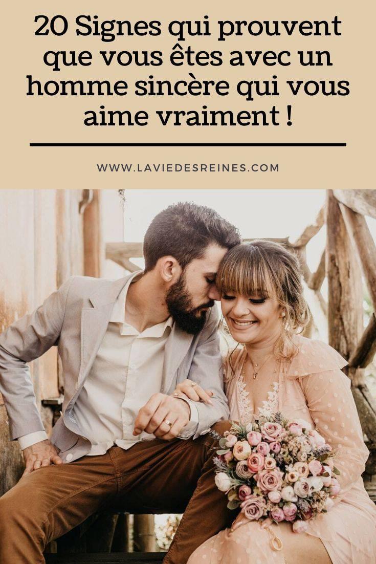 Deux Homme Qui Fait L Amour Pour De Vrai : homme, amour, Signes, Prouvent, êtes, Homme, Sincère, Vraiment
