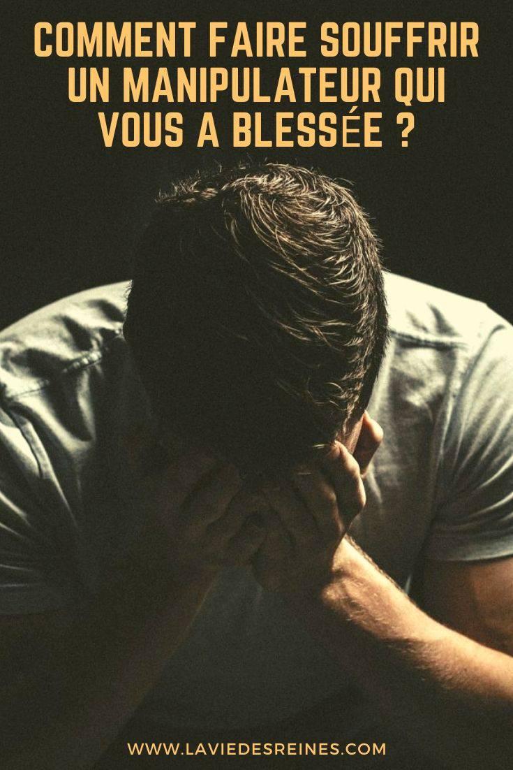être Blessé Par Quelqu'un Qu'on Aime : être, blessé, quelqu'un, qu'on, Comment, Faire, Souffrir, Manipulateur, Blessée