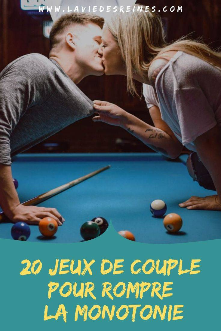 Jeux Ou On Fait L Amour : amour, Voici, Couple, Rompre, Monotonie