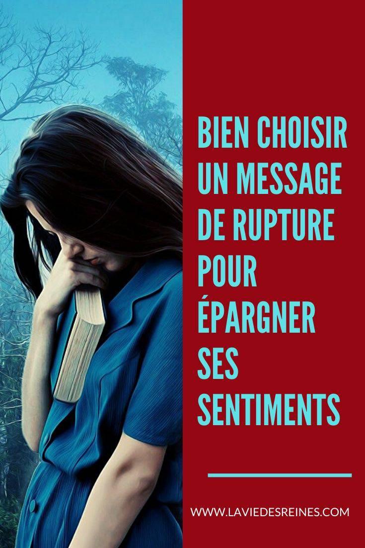 Je Te Quitte Parce Que Je T Aime : quitte, parce, Choisir, Message, Rupture, épargner, Sentiments