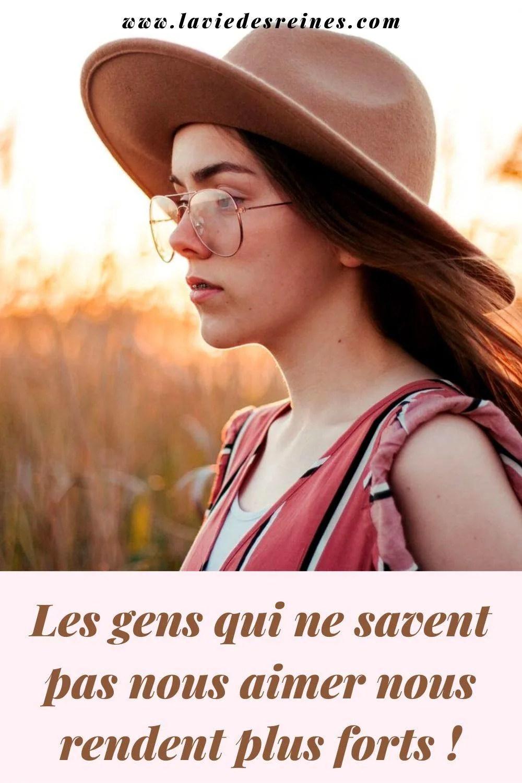 Ne Pas Aimer Les Gens : aimer, Savent, Aimer, Rendent, Forts